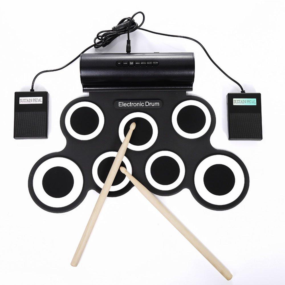 iWord诺艾 手卷便携式2.0版电子鼓