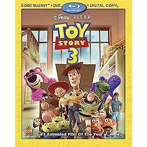 Toy Story 3 Blu