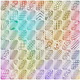 Mudder Nail Vinyls Stencil Stickers Set, 24 Sheets 72 Different Designs Cute Easy Nail Art Nail Vinyls Nail Stencil Sheets, 144 Pieces