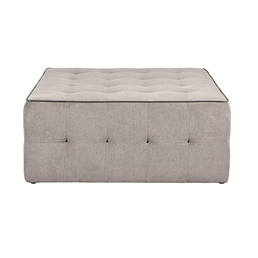 Madison Park Zeus Oversized Cocktail Ottoman