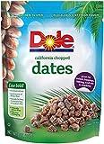Dole Dates, Chopped, 8 oz