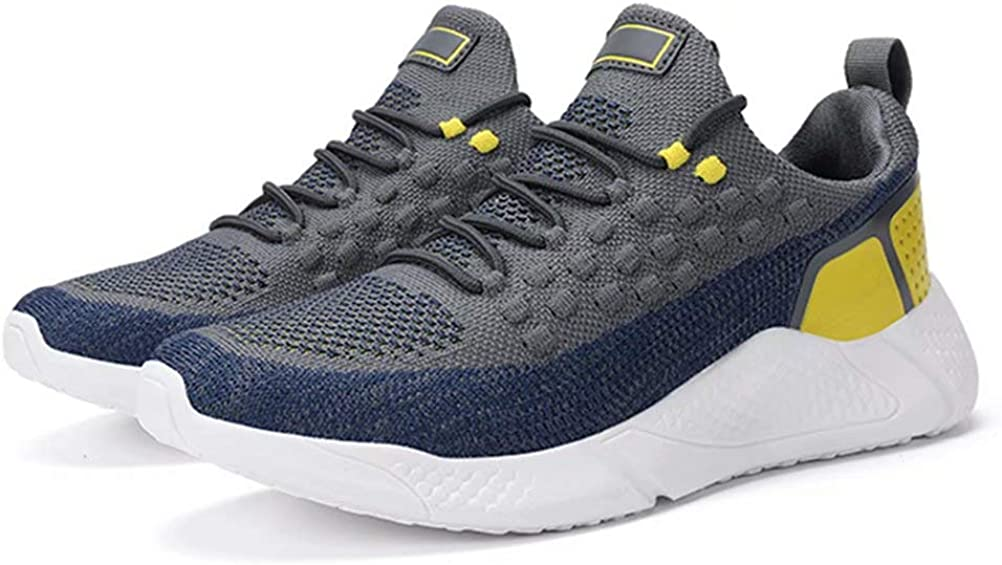 Chaussures DE Course Homme Sneakers Casual Mode Baskets Respirante Sports Fitness Gym Outdoor