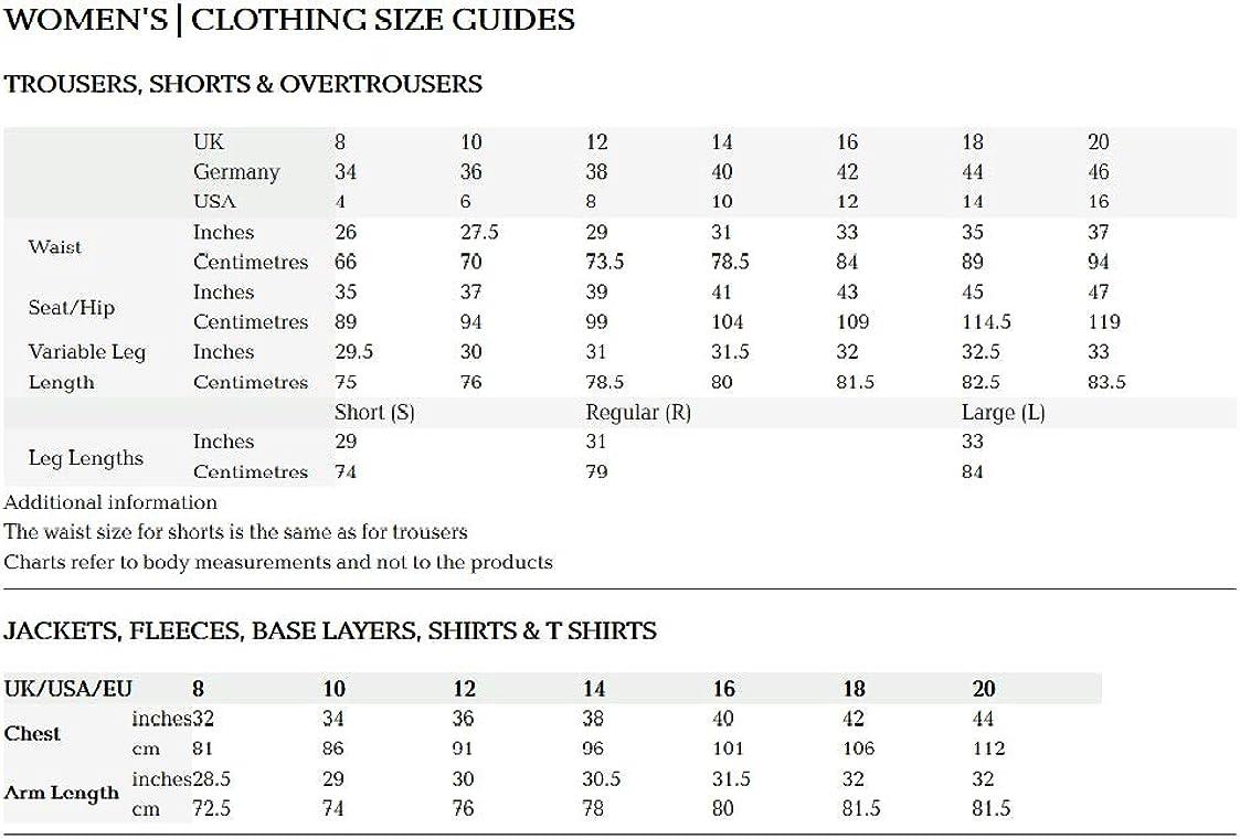Berghaus Womens Vest Fleece Jacket