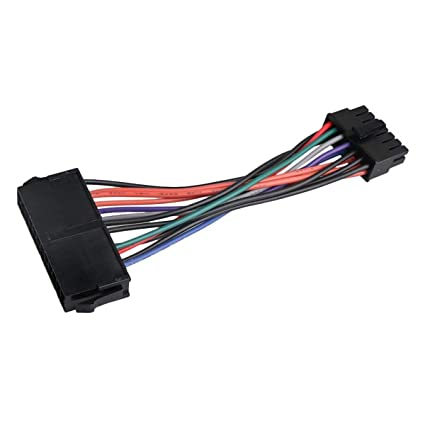 Amazon.com: NEORTX 24 Pin to 14 Pin PSU Main Power Supply ATX ...