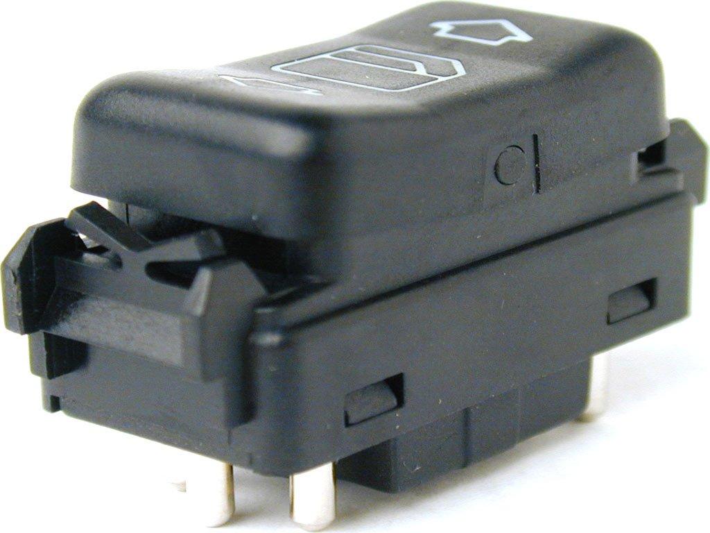 Amazon.es: Interruptor para Elevalunas eléctrico delantero derecho para Mercedes-Benz W124, NP-W126, W201 y W463