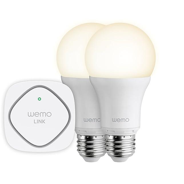 146 opinioni per Belkin F5Z0489vf Starter Set di Illuminazione a LED, Bianco