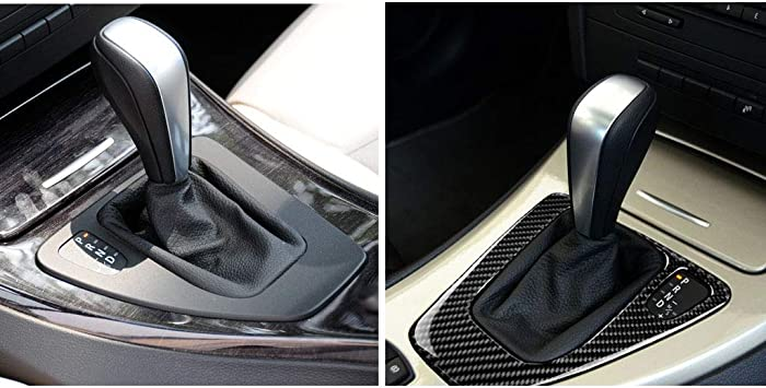 Carbon Fiber Interior Center Console Dashboard Gear Box Water Cup Holder Panel Frame Decal Cover Trim for BMW 5 Series 6th F10 F11 F07 F18 520 523 525 528 530 535 2010-2016 5YD German Flag
