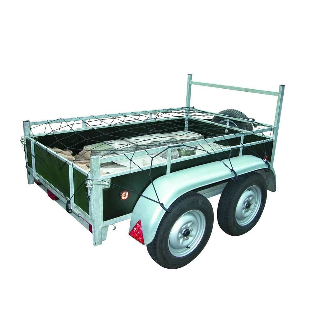 Carpoint 0923290 Filet Tendeurs pour Bagages Stretch 90X150 cm