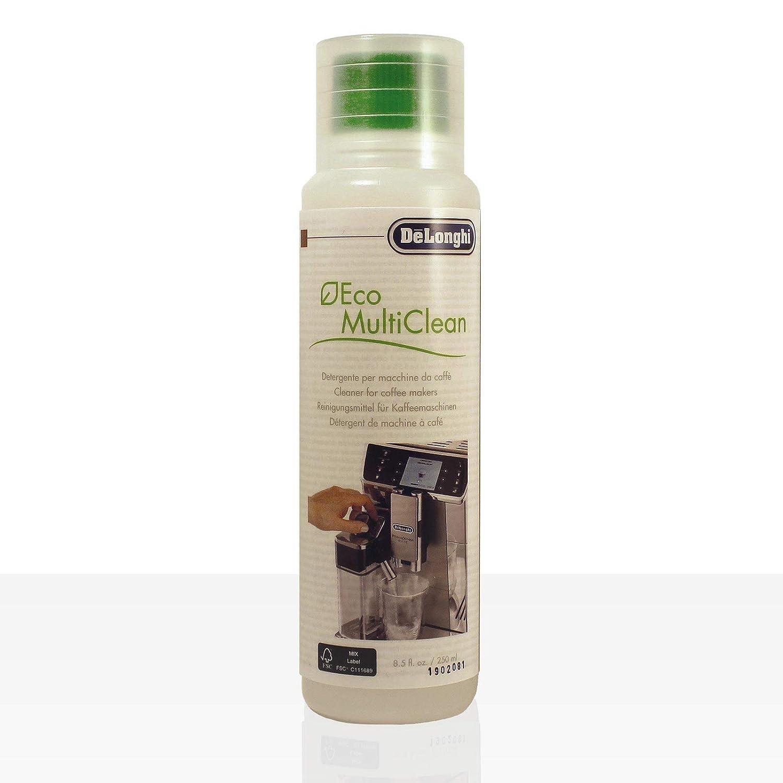 DeLonghi DLSC550 limpiador cafeteras, Acero Inoxidable, plástico ...