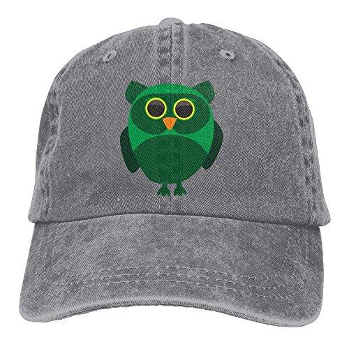 Hats for Hat Cowboy Green Cowgirl Sport Cap Women Owl Denim Skull Men wwzTZ16qa
