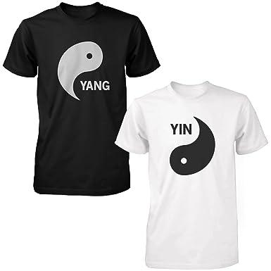 Yin - Yang Shirts, Couple shirts, Yin and yang, Relationship shirts, Gift for her, Gift for him, Matching shirts
