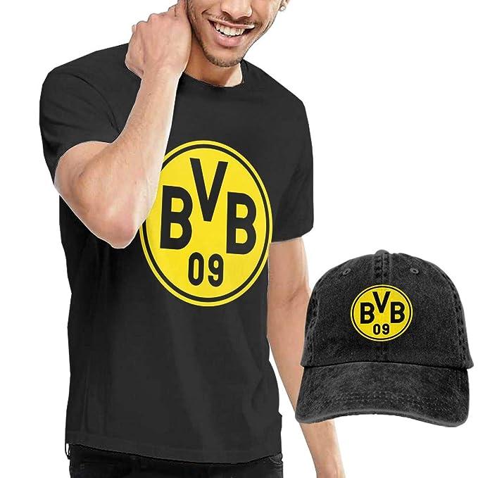 SOTTK Camisetas y Tops Hombre Polos y Camisas, Borussia Dortmund ...