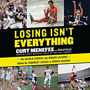 Losing Isn't Everything Audiobook