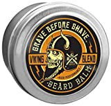 Grave Before Shave Viking Blend Beard Balm (2 ounce) Review