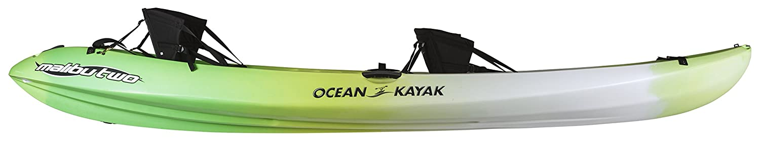 Amazon Ocean Kayak Malibu Two Tandem Sit On Top Recreational Envy 12 Feet Sports Outdoors