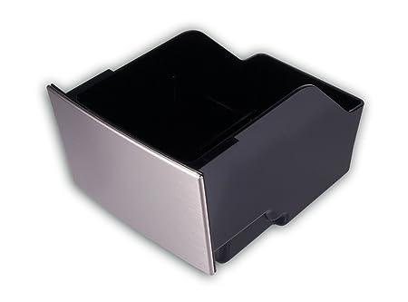 Magnetschild Just Married in verschiedenen Farben mit Wunschnamen und Datum veredeln Sie Ihr Hochzeitsauto Hochzeitsgeschenk 1 St/ück 40 x 30 cm, schwarz