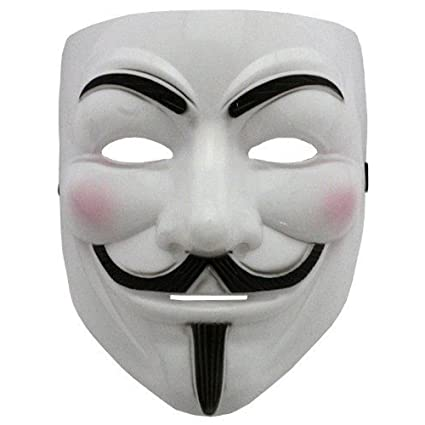 Boolavard Ltd - Máscara de V de Vendetta
