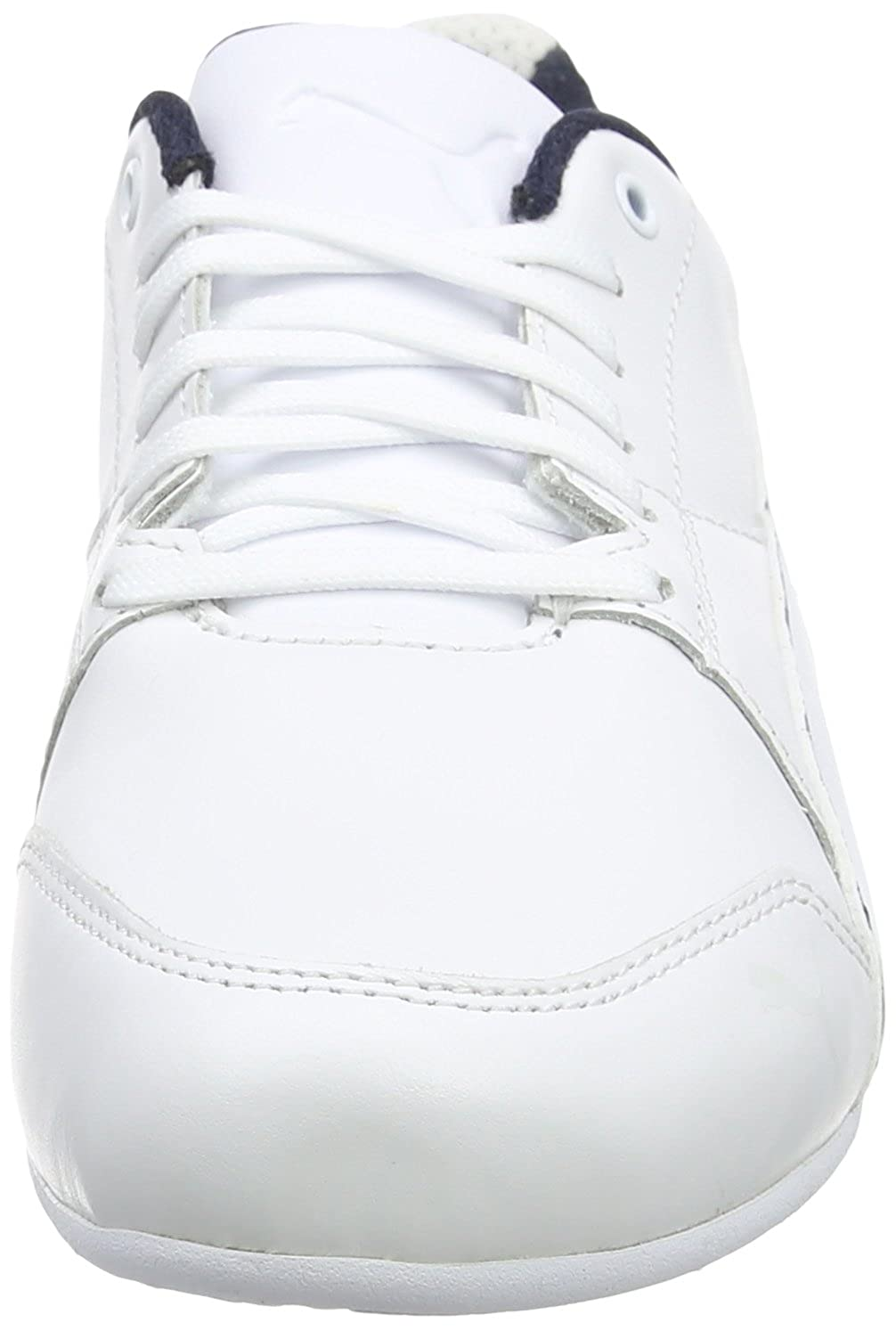 c7a95a9888e0 Puma Unisex BMW Ms Drift Cat 7 Puma White-Team Blue-Puma White Sneakers -  12 UK India (47 EU) (30598602)  Buy Online at Low Prices in India -  Amazon.in
