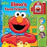 Sesame Street Elmo's Farm Friends, Custom Frame Electronic Book, , 1450860427