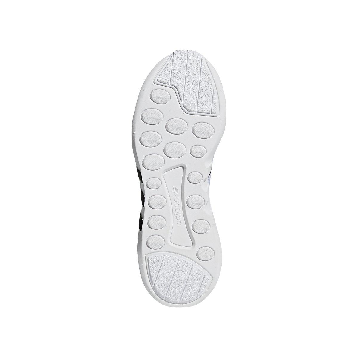 adidas Men's Eqt Support Adv Fashion Sneaker,black/white/black,7.5 M US