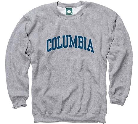fbd6c308b Ivysport Columbia University Classic Adult Crewneck Sweatshirt with Classic  Logo, Sweatshirt and 90% Cotton