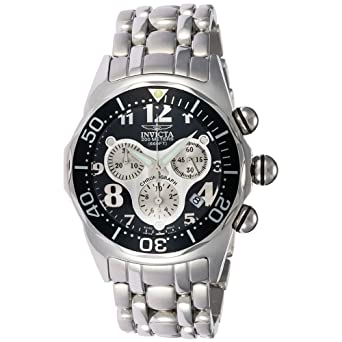 Invicta Mens 3209 Diver Lupah Collection Chronograph Watch