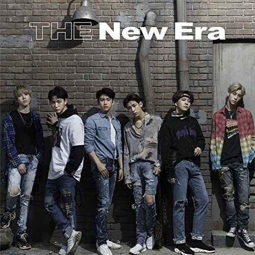 CD : GOT7 - New Era (version B) (Japan - Import, 2PC)