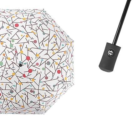 1bce68d145a6 Amazon.com: Dreamseeker Windproof Travel Umbrella, Anti UV Folding ...