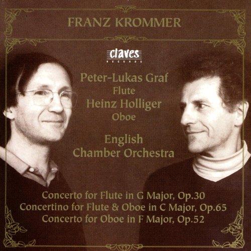 (Franz Krommer: Flute & Oboe Concertos)