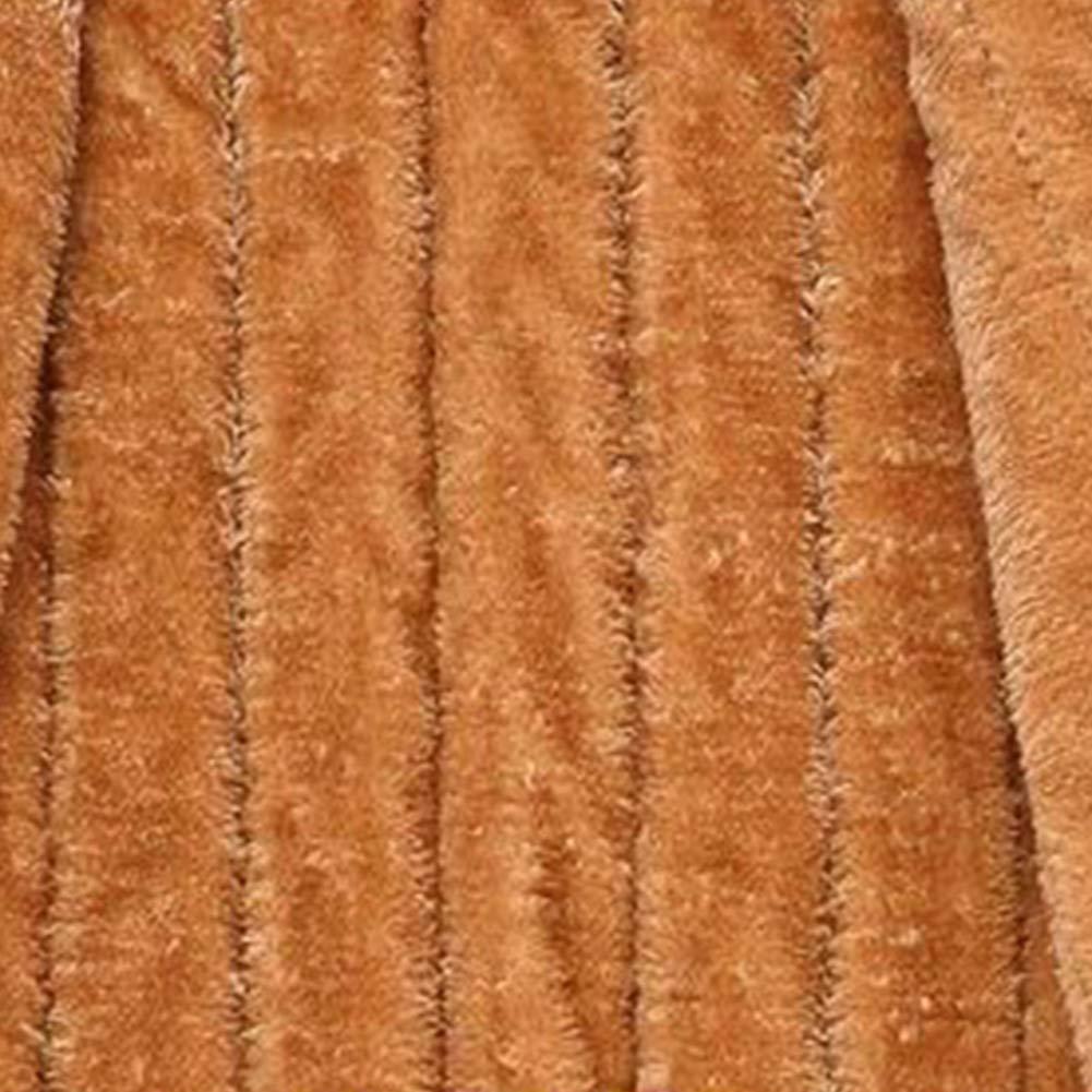 AIEOE - Gilet sans Manches Vintage Homme Veste Boutonné Peluche Chaud Hiver, Doudoune Matelassé Casual Rayure Automne Cadeau Père Noir/Bleu Marine - Taille M-XL Bleu Marine