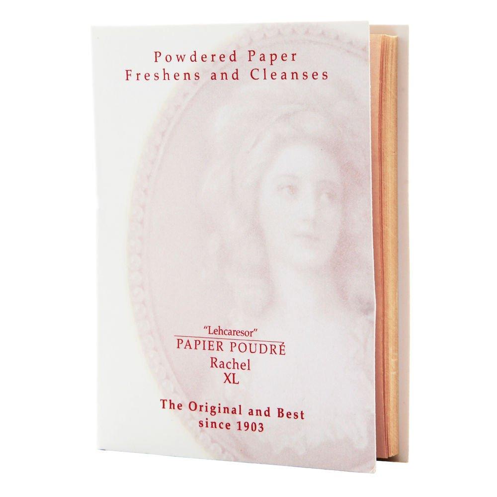 Papier Poudre Oil Blotting Papers - Rachel 1 XL Booklet (65 Sheets)
