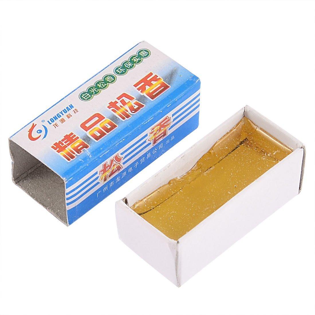 Sourcingmap soudure É tain Pâ te souder Colophane Flux 44 mm x 16 mm x 16 mm a15062500ux0785