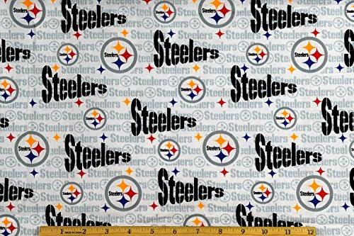 Pittsburgh Steelers Football NFL White 58