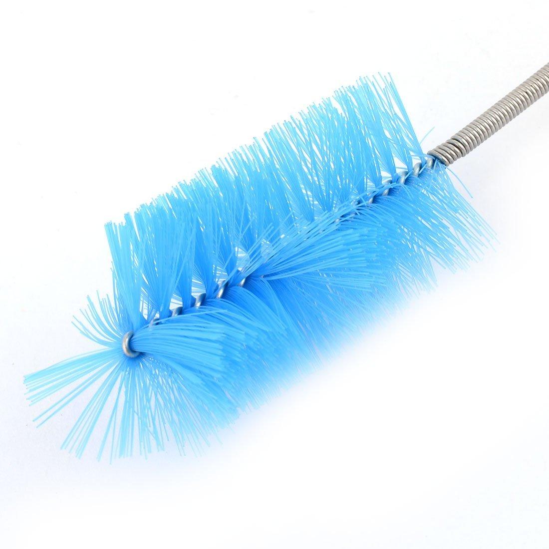 Amazon.com : eDealMax acuario Flexible Spring Air tubo manguera del cepillo de limpieza 66 pulgadas de Cuerpo entero Azul : Pet Supplies