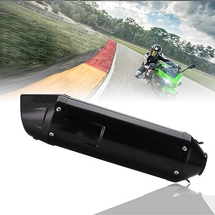 Silenciador de escape de motocicleta universal para Z650 ...