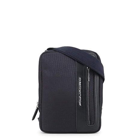 borsello borsello in Pelle e Tessuto Porta iPad Mini blu2 CA3084LK BLU2 f28c495c658
