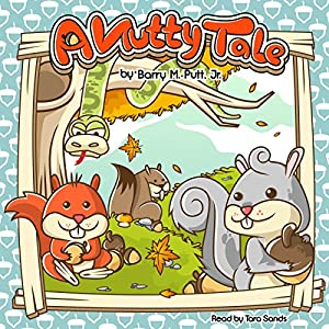 A Nutty Tale Audiobook