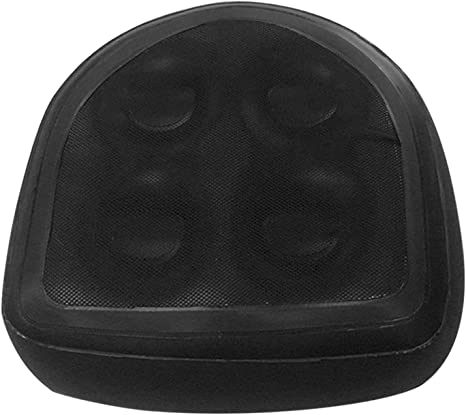 2Pcs Home Spa Booster Seat Cushion Inflatable Back Pad for Hot Tub Waterproof US