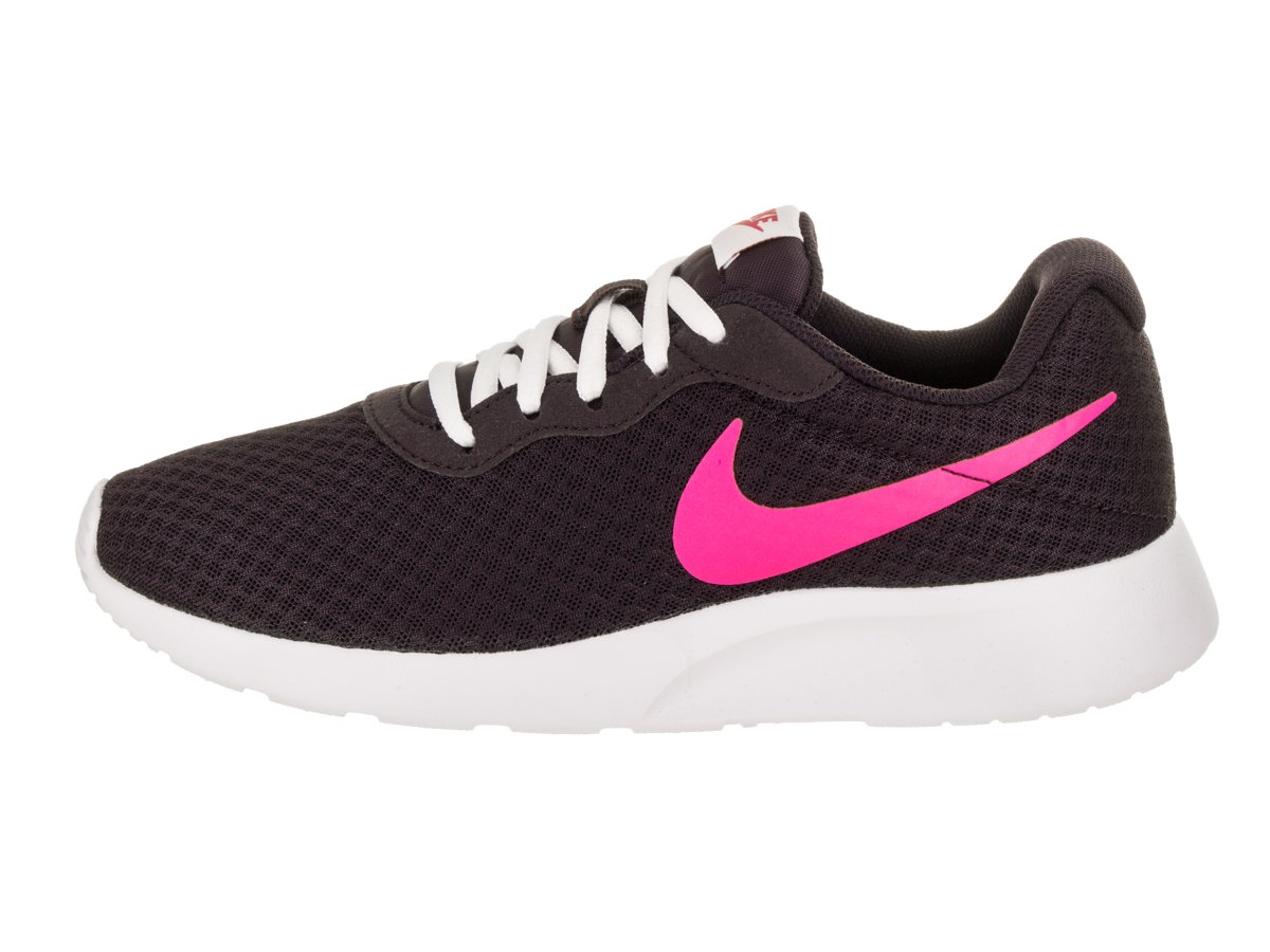 NIKE Women's Tanjun Running Shoes Wine B06VT3N1D3 8.5 B(M) US|Port Wine Shoes / Deadly Pink-white 7a413e