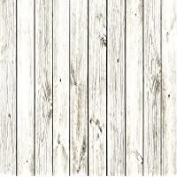 Fovitec StudioPRO Heavy Duty Photography Vinyl Backdrop Background Picturesque White Wood Floor - 3 ft x 3 ft