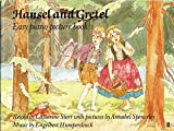 Hansel and Gretel: Easy Piano Picture Book (Faber Edition)