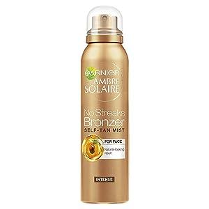 Garnier Ambre Solaire Bronzer Self-Tan Face Mist 75ml
