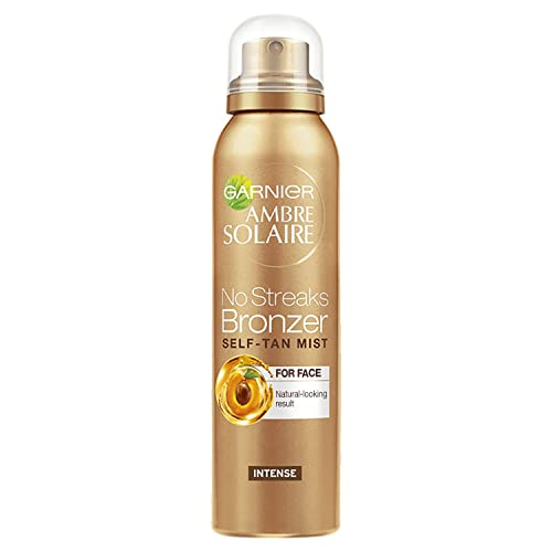 Garnier Ambre Solaire Bronzer Self-Tan Face Mist 75ml
