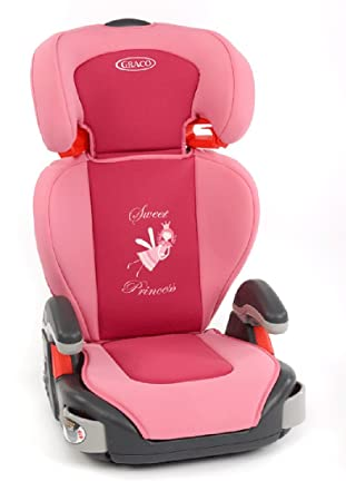 Graco Junior Maxi 2 - 3 (15 - 36 kg; 3.5 - 12 Years) Pink - Car Seat ...