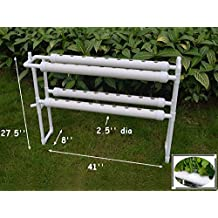 Hydroponic Site Grow Kit Ebb and Flow Deep Water Culture Garden 36 Holes Plant(Item#141111)