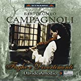 Campagnoli: Fugues and Divertimenti for Solo Violin