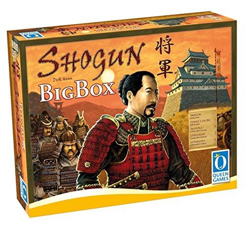 Shogun Big Box Strategy Board Game ()