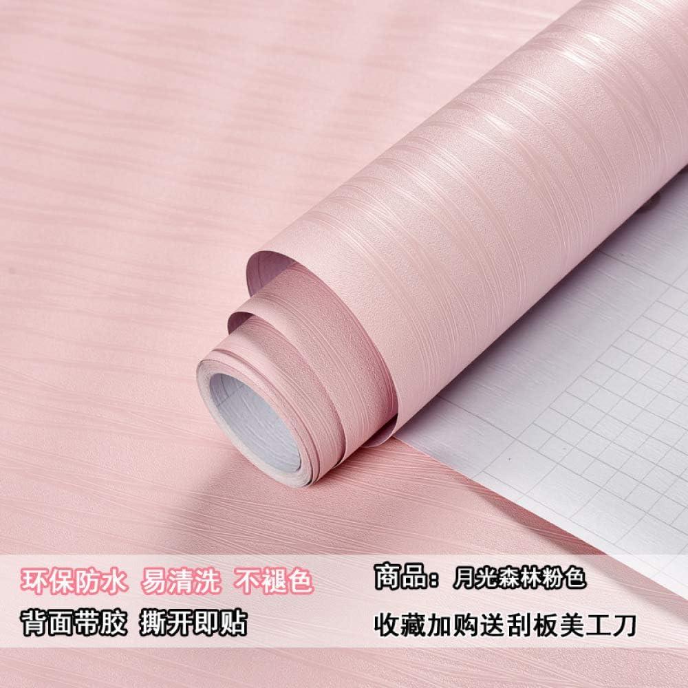 lsaiyy Papel Pintado Autoadhesivo 3D Dormitorio Papel Tapiz PVC cálido Impermeable Sala de Estar Fondo Pared decoración Papel Pintado-.Los 60CMX5MX0.25MM: Amazon.es: Hogar