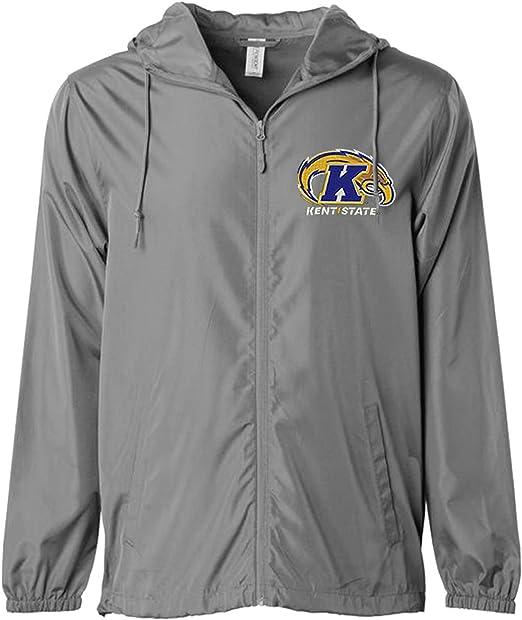 Sorority Letters Shop Kent State University Lightweight Windbreaker Jacket