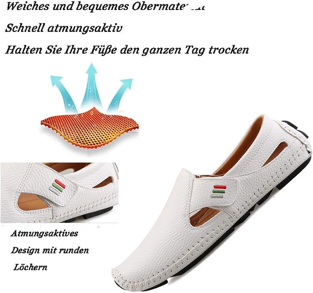DUORO Mocassins Homme Chaussures Respirantes Mocassins Confortables Chaussures D/écontract/ées Mocassins